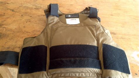 *for Sale* Type Iv Ceramic Plated Body Armor