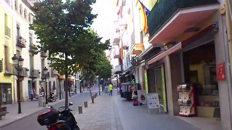 Blanes Costa Brava Spain Youtube