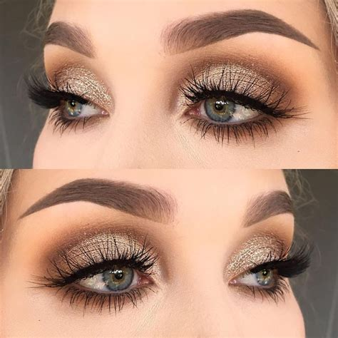 Eyeshadow Look Makeup Prom Eye