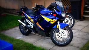 Suzuki Gsx 600f  U0026 39 97  U0026quot Katana U0026quot