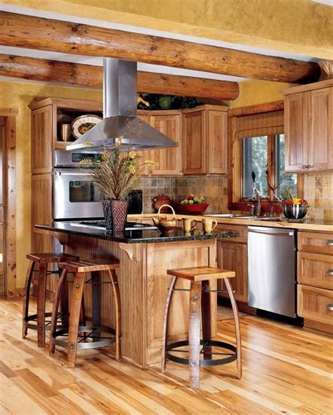 pictures of kitchen islands best 16 knotty pine cabinets kitchen ideas on 4214