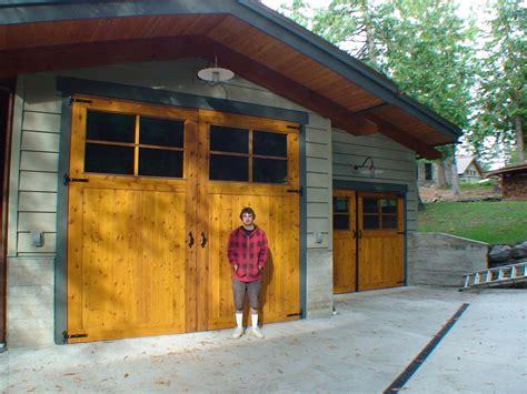Garage Doors : Overhead Door Vs New Garage Door