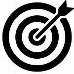 Objective Objectives Icon Bullseye Icons Goal Target