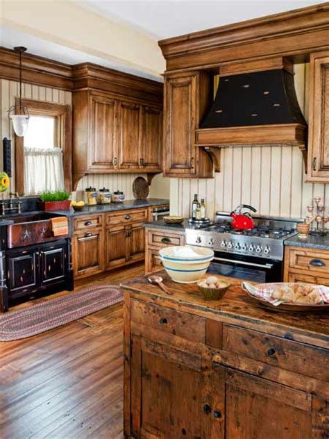 After Agedwell Look  A Kitchen With Period Flair, Plus
