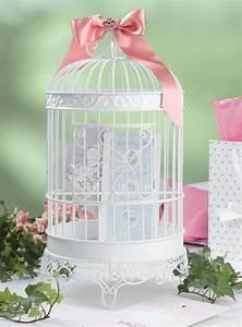 Cage Oiseau Deco : cage oiseaux deco mariage visuel 8 ~ Teatrodelosmanantiales.com Idées de Décoration