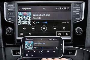 Mirrorlink App Vw : hintergrund google und apple im auto infotainment news ~ Kayakingforconservation.com Haus und Dekorationen