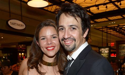 4 Facts About Lin Manuel Miranda's Wife
