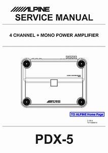 Alpine Swr 12d2 Wiring Diagram