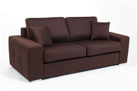 canape convertible couchage 160 cm cotton 108