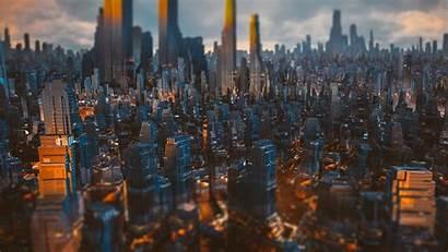 4k Dark Wallpapers Cityscape Buildings 2160 Resolution