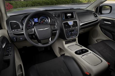 chrysler town country  anniversary edition