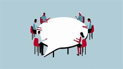 Expression Clash Debate Conversation Open Economist College