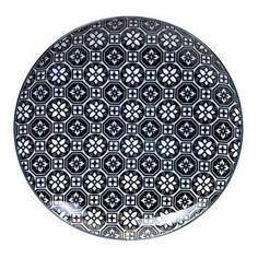 Assiette Plate Originale : assiette plate en c ramique rouge et blanche par 4 l onie chehoma assiette dessert ~ Teatrodelosmanantiales.com Idées de Décoration