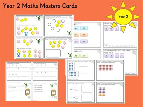 Year 2 Maths