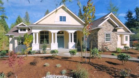 house plans with front porch craftsman style single house plans usually include a