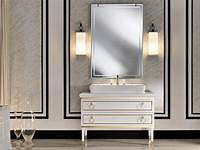 high end bathroom vanities Lutetia L6 High End Italian Bathroom Furniture in White ...