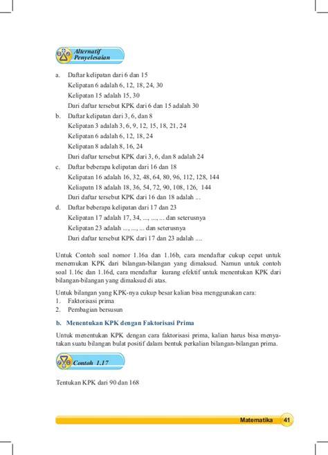 94 buku guru kelas viii smp/mts semester 1 berikut kemungkinan jawaban yang terdapat pada tabel, berdasarkan. Berikut Lks Matematika Kelas 7 Semester 1 2019