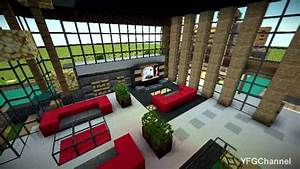 Minecraft - Luxurious Modern House V7 (Download) - YouTube