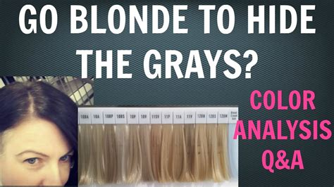 graygoing grey      blonde  cover