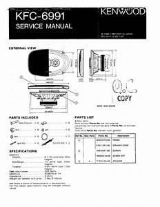 Kenwood Kfc-6991