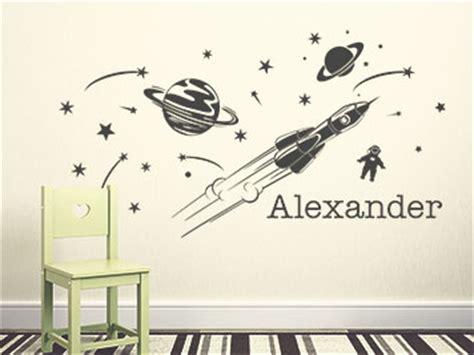 Kinderzimmer Gestalten Rakete by Kinderzimmergestaltung Enrichtungstipps Mit Wandtattoos