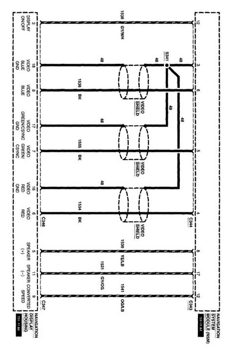 Wiring Harness Diagram Pinout Needed Center Console