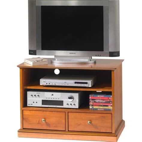 dessertes de cuisine a roulettes meuble tv hifi sur roulettes merisier louis philippe
