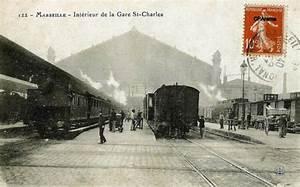 Gare En Mouvement Marseille : gare saint charles marseille provence histoire photos ~ Dailycaller-alerts.com Idées de Décoration