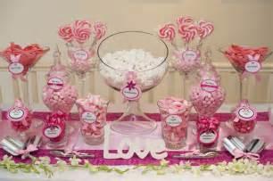 Lolly Candy Bar Buffet