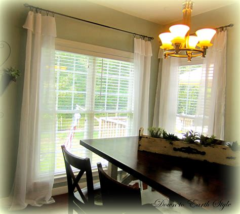 inexpensive draperies to earth style white flowing curtains easy and cheap