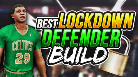 NBA 2K17 Tips: BEST LOCKDOWN DEFENDER BUILD! 🔒 HOW TO SHUT ...