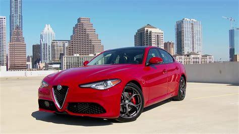 Alfa Romeo Giulia Lease Special Youtube
