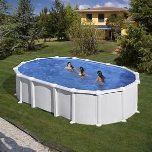 Sécurité Piscine Hors Sol : piscine hors sol ovale gre mod le haiti ~ Dailycaller-alerts.com Idées de Décoration