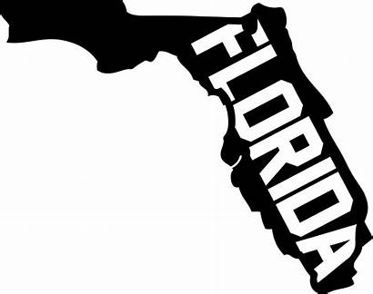 Florida State Clipart Transparent Outline Gators Fl2