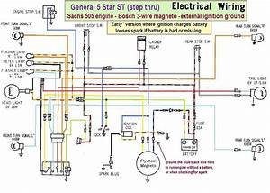 Puch Moped Wiring Diagram