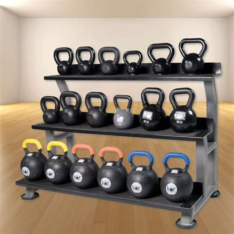 kettlebell rack kettlebells storage club equipment power systems gym premium exercise sports tier diy racks training steel keep fitness system