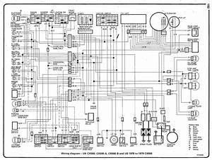 Wiring Diagram Of 1978 Honda Cx500 Part 1  U2013 Circuit Wiring
