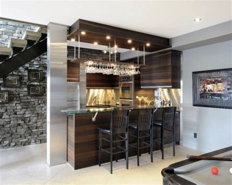 Modern Home Mini Bar Ideas by 40 Inspirational Home Bar Design Ideas For A Stylish