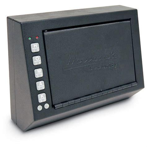 under desk lock box electronic locking quick access safe 112938 gun safes