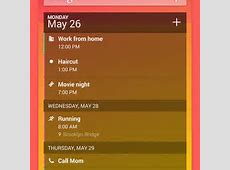 Sunrise is the first great calendar app for Android and