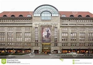 Berlin Shopping Kadewe : kadewe shopping mall exterior in berlin editorial image image 29219460 ~ Markanthonyermac.com Haus und Dekorationen
