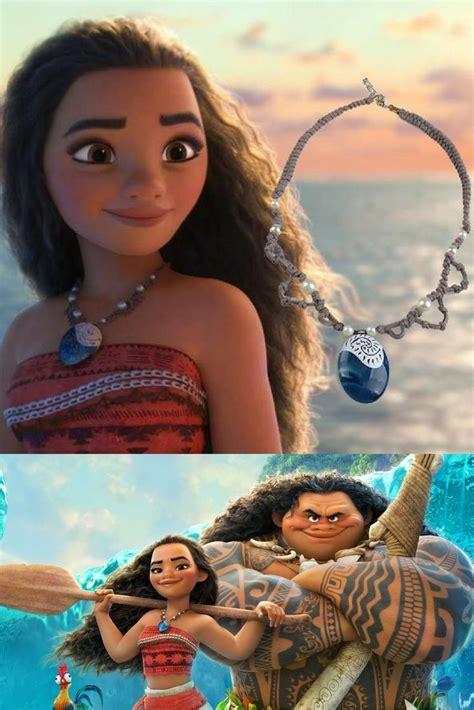 Polynesia Princess Moana Necklace  Best Of Disney Moana