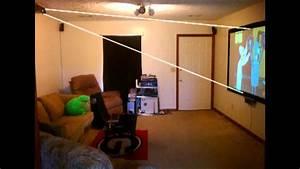 Home Projector Setup