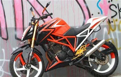 Scorpio Ala Duke by Modifikasi Yamaha Scorpio Z Ala Ktm Duke Kumpulan