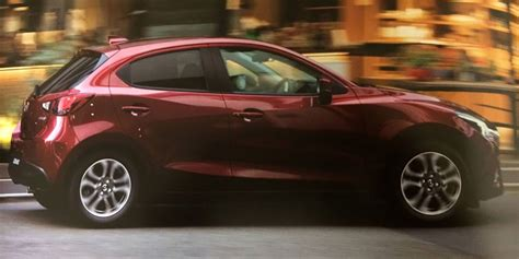 autos mazda 2017 2017 mazda 2 update revealed in leaked brochure photos