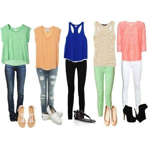 17 Best images about Cute spring outfits for school on Pinterest   Cute outfits Back to school ...