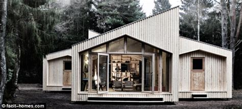 Tiny Häuser Sixx by A Real Diy The Flatpack House You Can Build Yourself