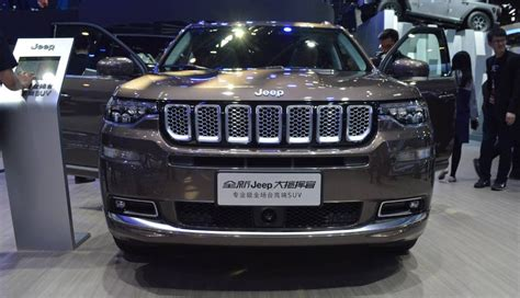 2020 Jeep Commander by 2020 Jeep Grand Commander Interior Specs Price Engine