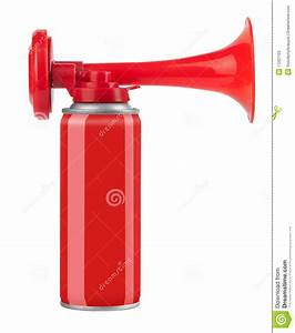 Air Horn Stock Image  Image Of Volume  Speaker  Noise