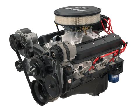 Chevrolet Crate Engines by Chevrolet Performance Zz6 Turn Key 405 Hp Gm Performance
